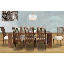 Bohostice 9 Piece Dining Set
