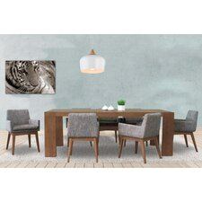 Bohostice 7 Piece Dining Set