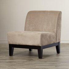 Douglas Fabric Slipper Chair