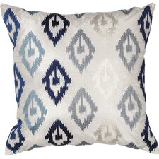 Hamlin Ikat Throw Pillow