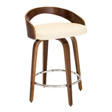 "Victoria 24.25"" Swivel Bar Stool"