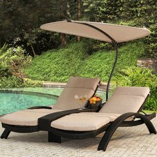 Rosie Chaise Lounge with Cushion