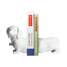 Dachshund Dog Book Ends (Set of 2)