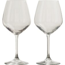 Arnoltice 18 Oz. Red Wine Glass (Set of 4)