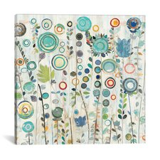 Ocean Garden Graphic Art on Wrapped Canvas