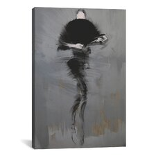 Carmen Painting Print on Wrapped Canvas