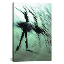 Morning Dance Graphic Art on Wrapped Canvas