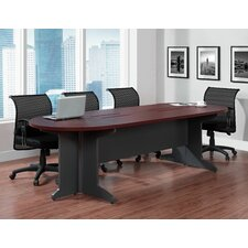 Elizabeth Racetrack Oval Conference Table