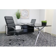 Margaret Adjustable High-Back Office Chair