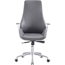 Elsa High-Back Office Chair with Arms