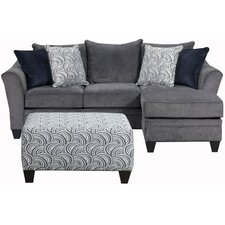 Simmons Upholstery Jada Sectional