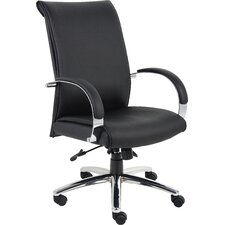 Margaret Caressoft Plus Adjustable High-Back Office Chair
