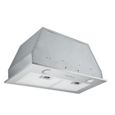 "Inserta Chef 28"" 600 CFM Built in Range Hood"