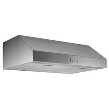 "Ancona Under Cabinet Series 30"" 450 CFM Ducted Under Cabinet Range Hood"
