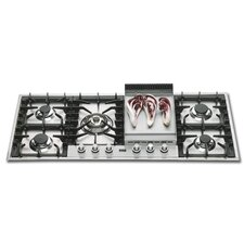 "48"" Gas Cooktop with 5 Burners"