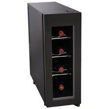 4 Bottle Single Zone Freestanding Wine Refrigerator