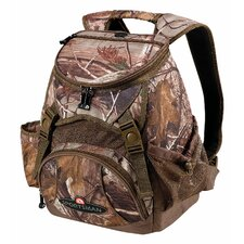 18 Can RealTree Camo Backpack Soft Cooler