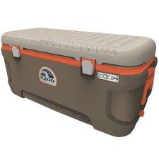 120 Qt. Super Tough Brntanorg Cooler