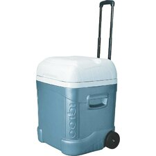 70 Qt. Maxcold Ice Chest Rolling Cooler