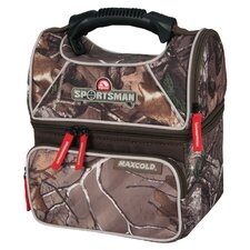 RealTree Playmate Hard Top Gripper 9-Can Soft Cooler