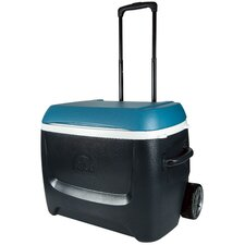 50 Quart MaxCold Island Breeze Roller Cooler