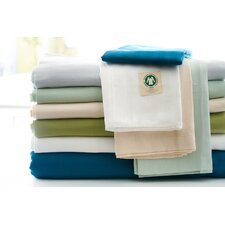 Certified Organic 300 Thread Count 3 Piece Cotton Duvet Cover Set
