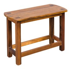 Cyrene Wood Kitchen Bench