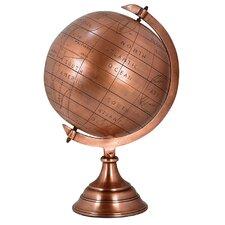 Metal Tabletop Globe