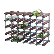 Rita 30 Bottle Wine Rack