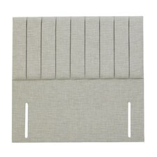 Alethia Upholstered Stripe Headboard