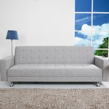Wantaugh 3 Seater Clic Clac Sofa