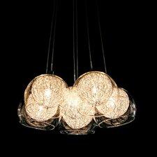 Hieronymus 6 Light Globe Pendant