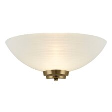 Aurelius 1 Light Flush Wall Light