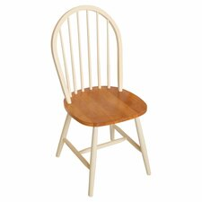 Bramble Hill Solid Wood Dining Chair Set (Set of 2)
