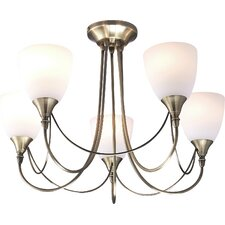 Jeannettes 5 Light Chandelier