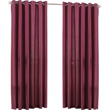 Hornellsville Curtain Panel (Set of 2)