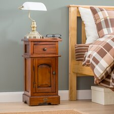 Rathbone 1 Drawer Bedside Table