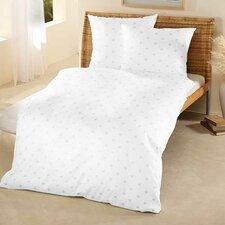 Bettwäsche-Set Biber Dots aus 100% Baumwolle