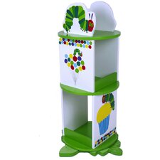 "The Very Hungry Caterpillar 30.8"" Revolving Bookcase"