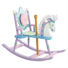Kiddie Ups Carousel Rocking Horse