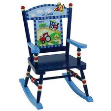 Gettin' Around Kids Rocking Chair