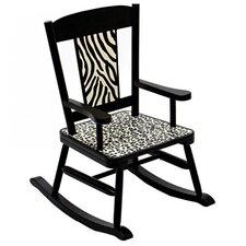 Wild Side Kids Rocking Chair