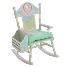 Rock A Buddies Time to Read Kids Rocking Chair