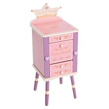 Princess Jewelry Armoire