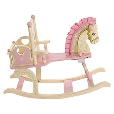 Kiddie Ups Rock-A-My-Baby Rocking Horse