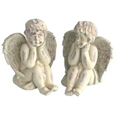 Cherub Bookend (Set of 2)