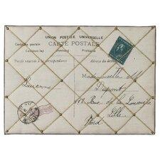 Notizbrett Carte Postale