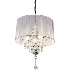Citrine 3 Light Chandelier