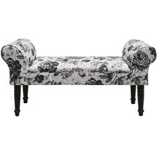 Tunbridge Wells Upholstered Bedroom Bench