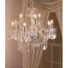Cadmoin 9 Light Chandelier